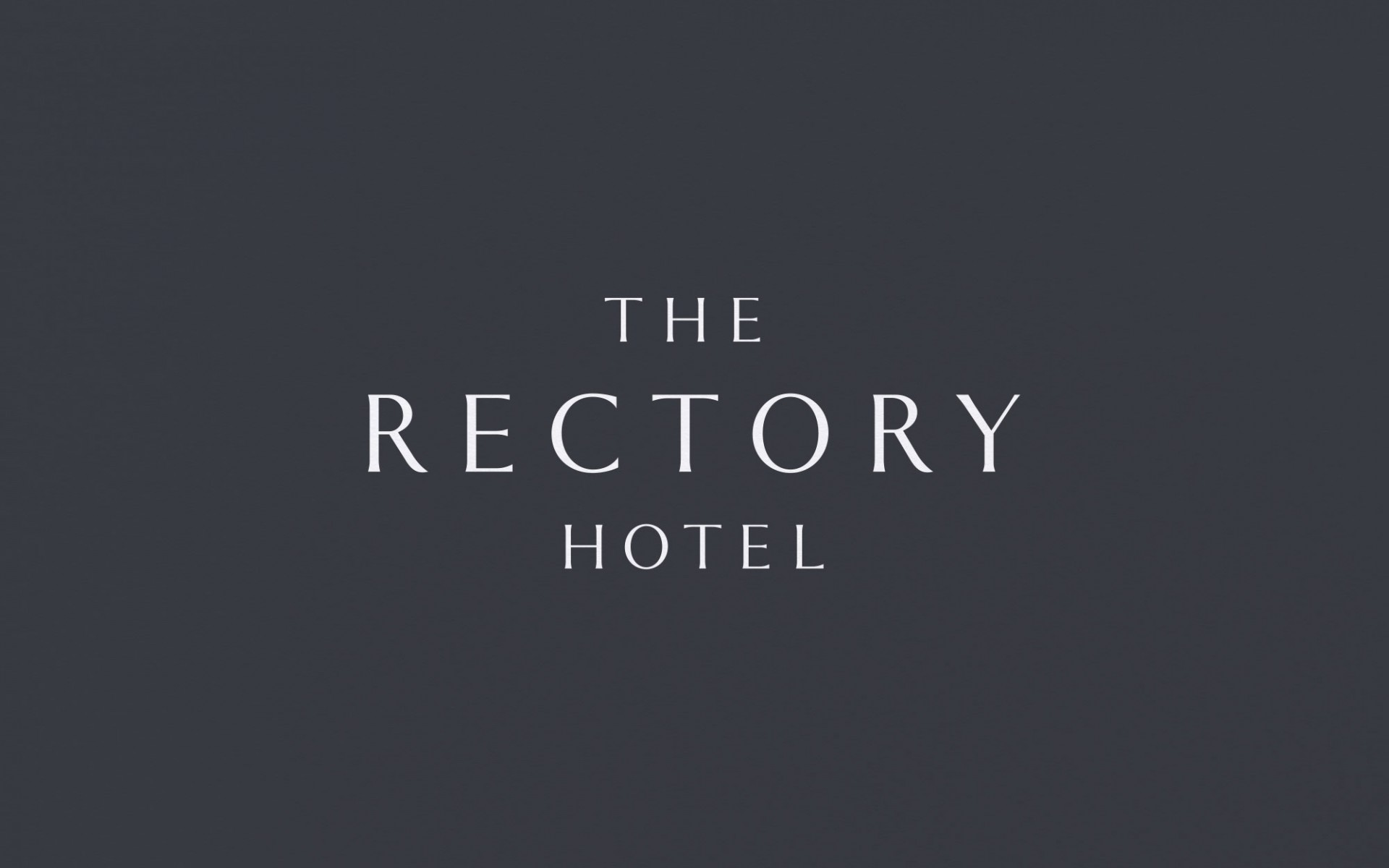 StudioBOWDEN The Rectory Hotel